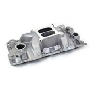 Purchase CHEVY SB QUALIFIER 1957-95 MANIFOLD SATIN 1500-6500 RPM motorcycle in Mount Sterling, Ohio, US, for US $150.00