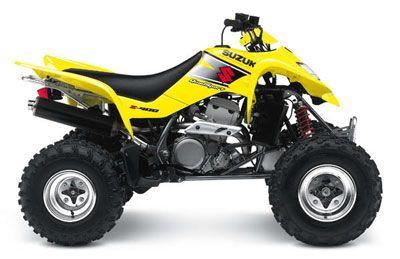 2003 Suzuki QuadSport® Z400