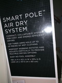 NEW CLOTHES AIR DRY SYSTEM