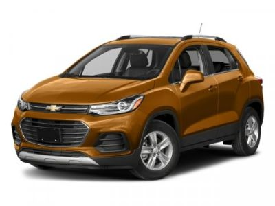 2018 Chevrolet Trax LT (Silver Ice Metallic)