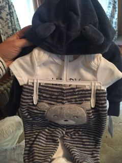 0-3mo baby boy outfit and shoes