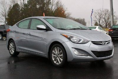 2015 Hyundai Elantra Limited 4dr Sedan