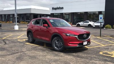 2019 Mazda CX-5 (Soul Red Crystal Metallic)