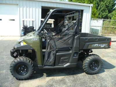 2017 Polaris Ranger XP 1000 Side x Side Utility Vehicles Union Grove, WI