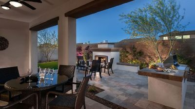 Outdoor living in Arizona