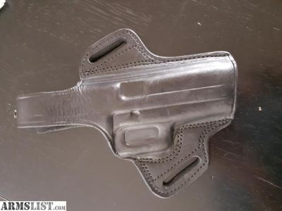 For Sale: Tagua Thumb Break Belt Holster