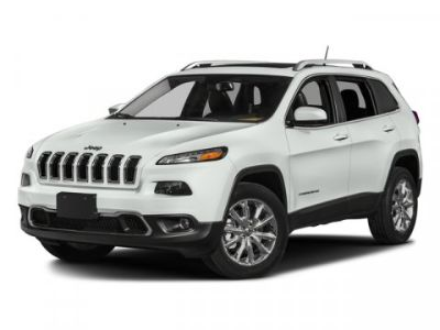 2018 Jeep Cherokee Limited (Diamond Black Crystal Pearlcoat)