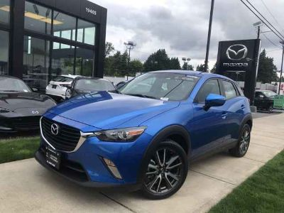 2017 Mazda CX-3 Touring ALLOY WHEELS, LEATHER SEATS, BACKUP CAMERA