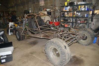 Dune Buggy Project for Sale