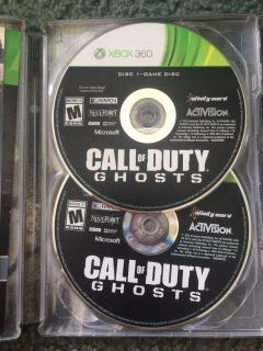 Xbox 369 Call of duty ghosts