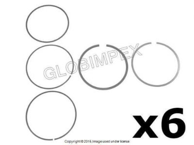 Buy BMW M3 '95 Standard Piston Ring Set Set of 6 NPR +WARRANTY motorcycle in Glendale, California, United States, for US $259.95