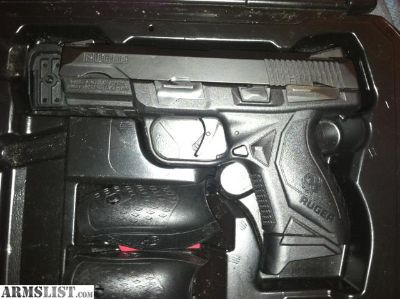 For Sale: Ruger American Compact 9mm