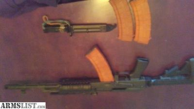 For Sale/Trade: ak74 in 5.45x39