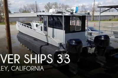 2003 Silver Ship 33
