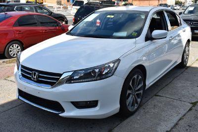 2015 Honda Accord Sport (White)