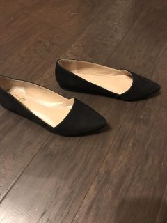 Black flats from DSW...like new (only wore once)