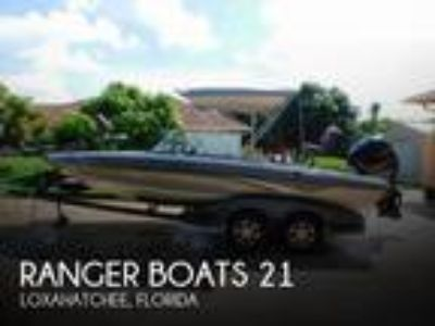 Ranger Boats - 211VS Reata