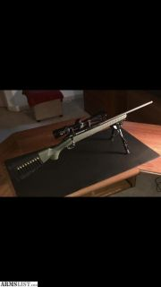 For Sale: Ruger American Predator .308 with Vortex Diamondback HP Scope