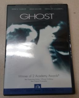 DVD Movie Ghost W Goldberg Love Story