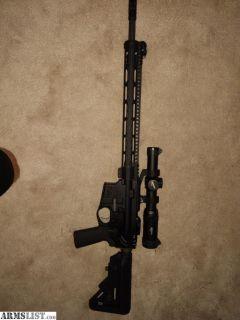 For Sale/Trade: Aero Precision AR-15