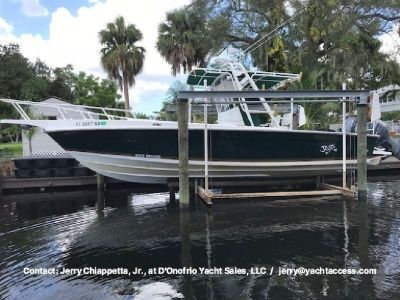 1997 30' SALT SHAKER 30 Center Console For Sale