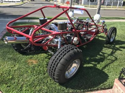 Sand Sprite III Mid Engine