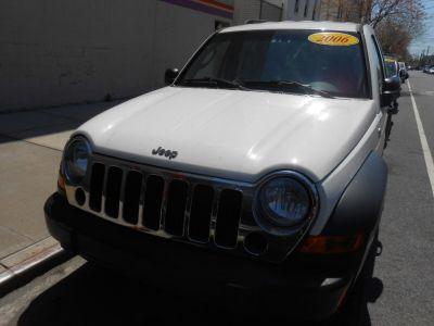 2006 Jeep Liberty Sport (Black)