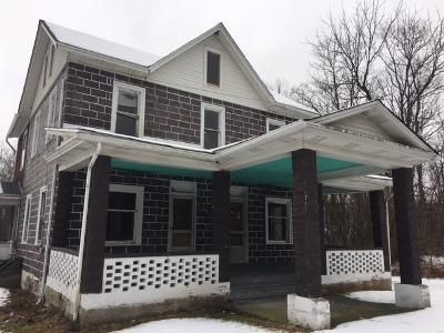 4 Bed 1 Bath Foreclosure Property in Osterburg, PA 16667 - Heritage Rd