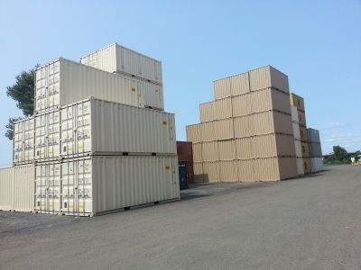 Shipping Containers Sales direct from the Depot.