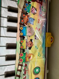 Kid connection piano playmat
