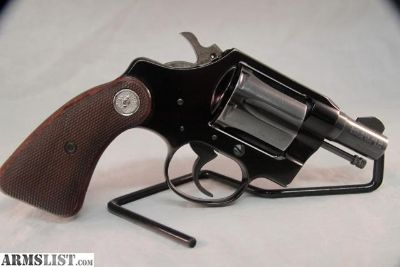 "For Sale: Colt Cobra, .38spl, 2"", 1968"