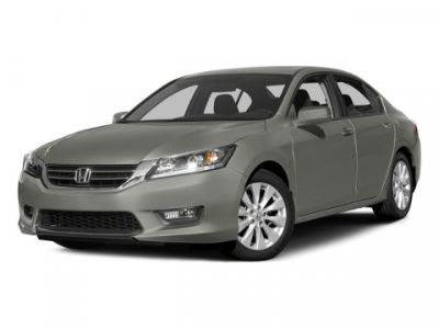 2015 Honda Accord EX (Crystal Black Pearl)