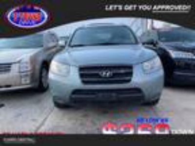 $2699.00 2007 Hyundai Santa Fe with 124800 miles!