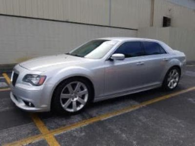 2012 Chrysler 300 SRT8 (Bright Silver Metallic)