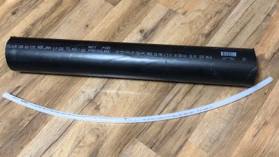 3 PVC 23 long and 3/8 Tubing 26 long both for 7