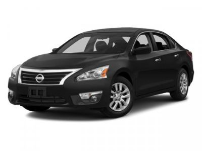 2014 Nissan Altima 2.5 (Gray)