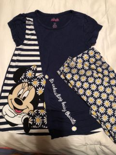 5T Minnie Mouse Outfit