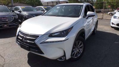 2016 Lexus NX 200t NX TURBO AWD