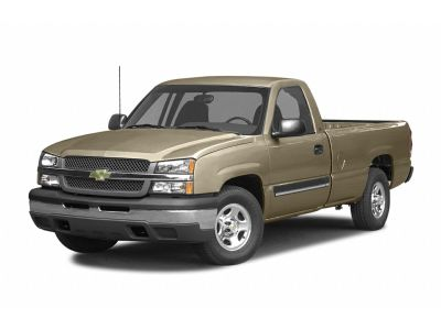2004 Chevrolet Silverado 1500 LS (Dark Gray Metallic)
