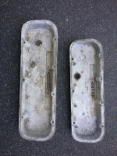 vintage bbc mickey thompson valve covers
