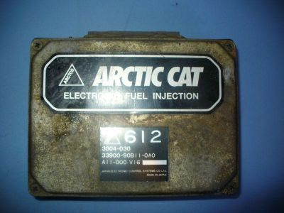 Find 1993 Arctic Cat EXT ZR 580 550 EFI ECU Brain Box RED DOT 3004-030 motorcycle in Rosholt, Wisconsin, US, for US $64.99