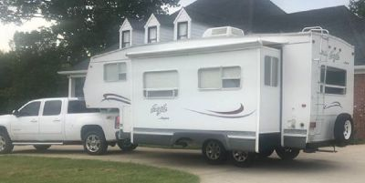 By Owner! 2003 27 ft. Jayco Eagle w/slide