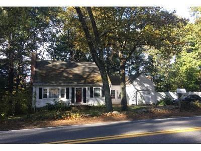 3 Bed 1 Bath Preforeclosure Property in Wayland, MA 01778 - Cochituate Rd