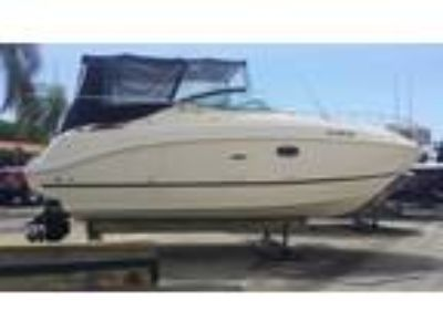 26' Sea Ray 260 Sundancer 2010