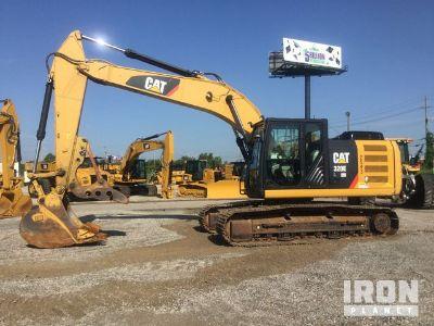 2014 Cat 320EL Track Excavator