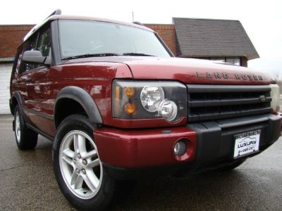 2004 Land Rover Discovery 4dr Wgn SE