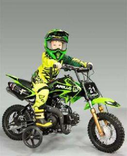 70 cc Dirt Bike