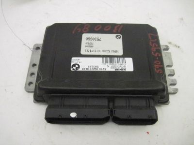 Purchase ECU ECM COMPUTER Mini Cooper 2002 02 2003 03 04 Manual 12147527610 motorcycle in Waterbury, Connecticut, US, for US $169.99