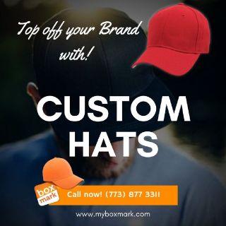 Caps with print | Boxmark