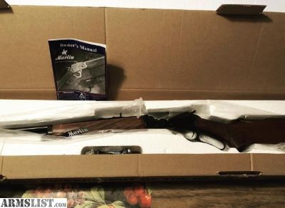 For Sale: New Marlin .45-70
